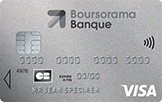 carte classic welcome boursorama