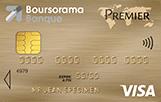 carte visa premier gratuite boursorama banque