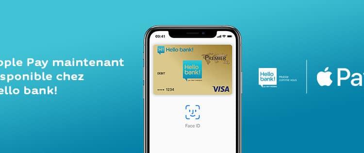les paiements mobiles hello bank