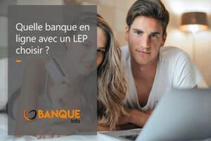 LEP et Banque en ligne